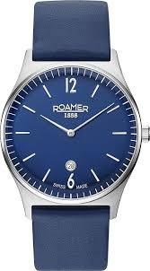 Швейцарские Наручные <b>Часы Roamer 650.810.41.45.05 Мужские</b> ...