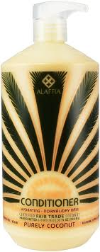Alaffia - <b>EveryDay Coconut</b> - Hydrating <b>Conditioner</b>, Purely Coconut ...