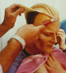 photo essay how make up and visual effects brought max headroom photo essay how make up and visual effects brought max headroom to life photo galleries makeup designs and makeup