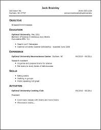 examples of resumes simple resume samples job for high school 93 awesome job resume outline examples of resumes