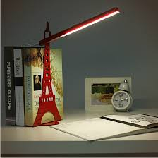 <b>New Arrival Table</b> Lamp Eiffel Tower Reading <b>led Table</b> Light Desk ...