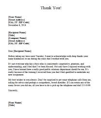 letter to employer laveyla com thank you letter to employer when leaving company thank you