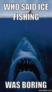 Shark fishing meme - Lots of Memes via Relatably.com