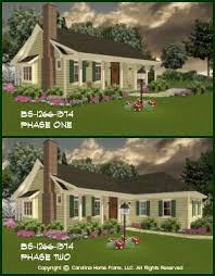 Small Expandable House Plans   House Plans for Small BudgetsCHP BS     AD lt br   gt  Small Expandable Country