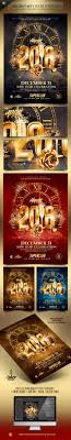 17 best ideas about creative flyers summer poster 2016 new year party flyer template psd design nye