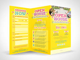 open house trifold brochure template by emty graphic on open house trifold brochure template by emty graphic
