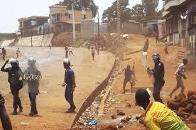 Deaths of protesters herald Guinea's election | Guinea News | Al ...