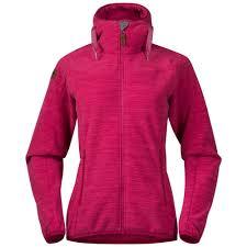 <b>Куртка женская Bergans Hareid</b> Fleece W <b>Jacket</b> | День сурка