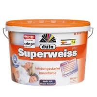 <b>Краска Dufa</b> Superweiss RD 4 <b>влагостойкая</b> супербелая 10 л ...