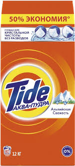 """<b>Стиральный порошок</b> Tide """"Automat. Альпийская Свежесть"""", 12 кг ..."""