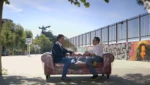 Risto Mejide y Pedro Sanchez