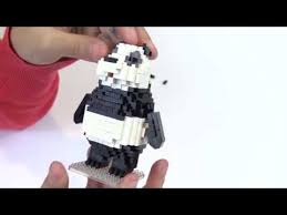 Miniso <b>building</b> blocks microparticles blocks we bare bears panda ...
