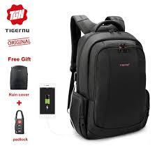 【1 year warranty】Tigernu <b>Hot selling</b> Anti-theft waterproof <b>USB</b> ...