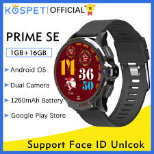 <b>KOSPET Prime</b> 3GB 32GB Smart Watch Men Watches Phone ...