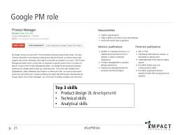 how to get a product manager job winning the interview 22 getpmjob 23 junior product manager resume