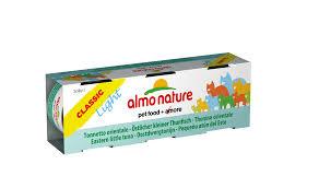 <b>Almo Nature Adult Cat</b> LIGHT Eastern Little Tuna 50g x 3pcs | Pets ...