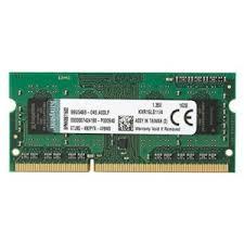 Buy RAM Memory <b>DDR3L 4GB 1600MHz</b> SODIMM <b>Kingston</b> ...