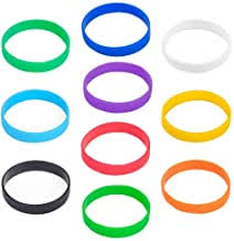 Silicone Wristbands - Amazon.co.uk
