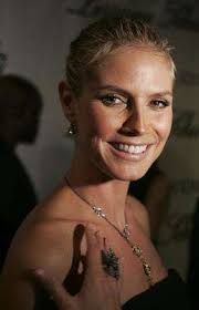 Heidi Klum AP - Lorraine-Schwartz-Launch-Party