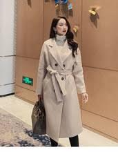 Женское <b>пальто</b>, шерстяные куртки, <b>Тренч</b>, зима 2019 ...