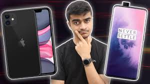 iPhone 11 vs OnePlus 7 Pro- Best Affordable Flagship? - YouTube