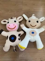 Мягкие игрушки овечка и корова Tiny Love: 400 грн. - Игрушки ...