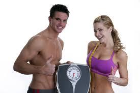 bajar de peso y crecer de estatura