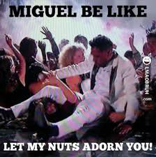 OHHH SHOT: Miguel's Leg Drop And All The Best Memes via Relatably.com