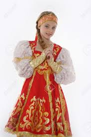 girl in russian traditional clothing stock photo picture and stock photo girl in russian traditional clothing