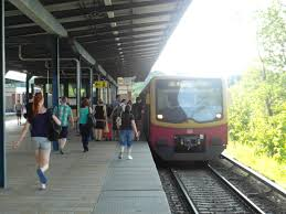Gare de Berlin Wuhletal