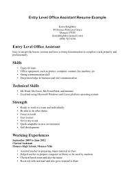 clerk job objective entry level  seangarrette coresume examples for medical free access    clerk job objective