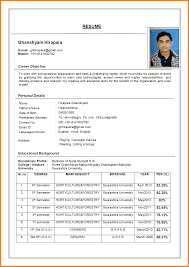4 latest cv format sample ledger paper resume format cv resume cv template