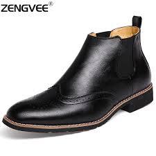 Fashion <b>Men's Cotton Shoes Winter</b> Leisure Bottom Anti slip Warm ...