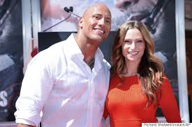 The Rock (Dwayne Johnson) and Lauren Hashian became parents of a Baby Girl