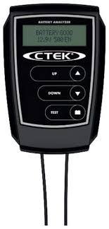 Купить <b>тестер</b> АКБ <b>CTEK Battery</b> Analyzer FMAG11-HT, цены в ...
