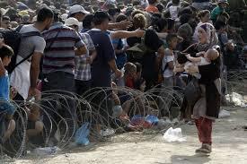 Resultado de imagen de Drama de la Migración