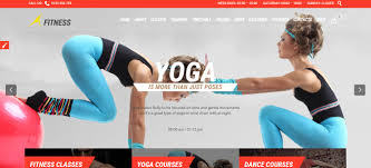 top gym wordpress website templates picky wp website