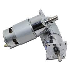 775 <b>DC Gear Motor 12V 24V</b> high power high torque motor slow ...