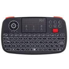 Keyboards - <b>Rii RT726 Bluetooth 2.4Ghz</b> Dual Mode Mini Wireless ...