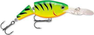 <b>Воблер Rapala Jointed</b> Shad Rap