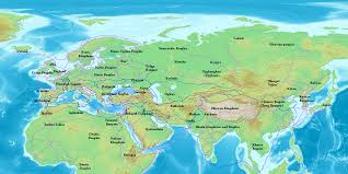Image result for eurasia map