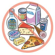 Image result for milk allergy and lactose intolerance