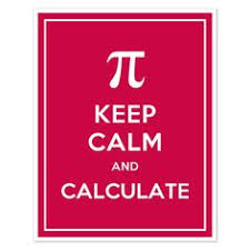 Image result for keep calm and math clip  art