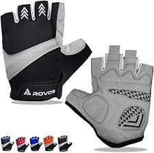 ROVOS Bike Gloves Men/Women Cycling Gloves ... - Amazon.com