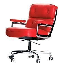 office armchair contemporary red leather charles amp ray eames regarding red leather office chair red leather charles ray eames furniture