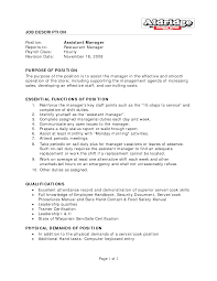 resume summary examples waitress create professional resumes resume summary examples waitress waitress job description << waitress resume restaurant manager responsibilities resumes template