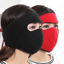 [both men and women] <b>autumn</b> and <b>winter cycling mask</b> heating ...