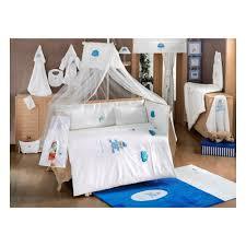 <b>Постельное белье Kidboo</b> 3 предмета серии Teddy Boo Blue ...