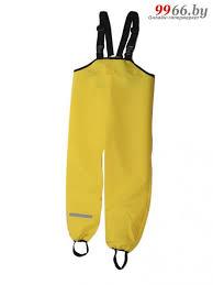 <b>Полукомбинезон детский Duck Непромокаемый</b> р-р 116 Yellow ...