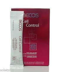 Becos Drain Cell Control Ultra Concentrated Cellulite 10 sachets ...